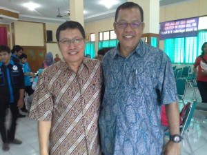 Silaturahmi Mensos di Jakarta