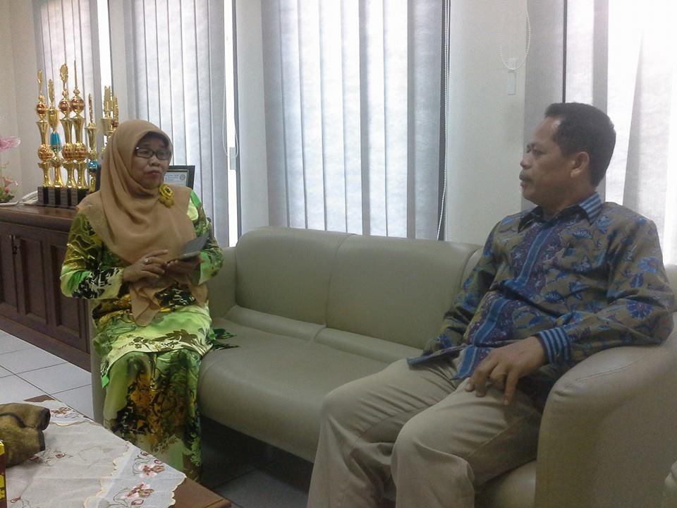 Dekan dan Prof.Syahabuddin