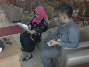 Kunjungan Syafei Nasution