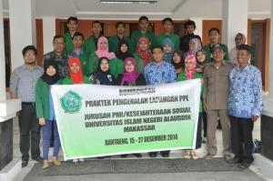 Praktikum PPL ke Bantaeng