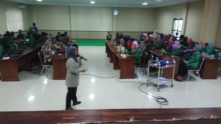 Mahasiswa PMI Kessos Praktikum di BKTM
