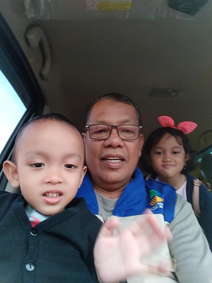 Tifa dan Fatan tinggalkan Makassar