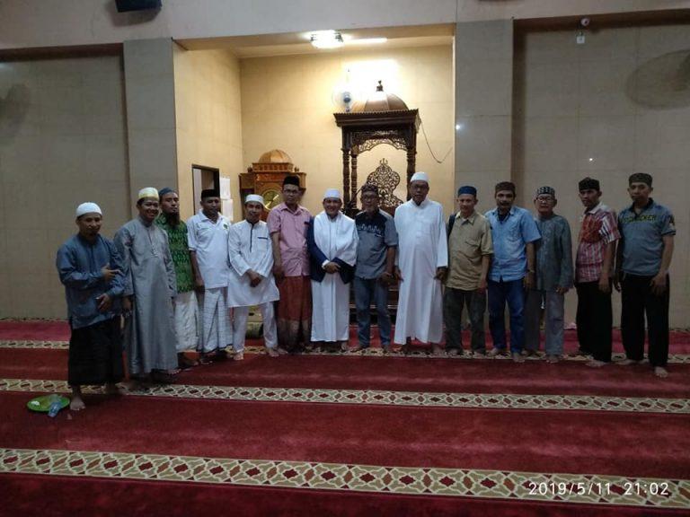 Liputan Jejak Islam di Masjid Al-Abrar