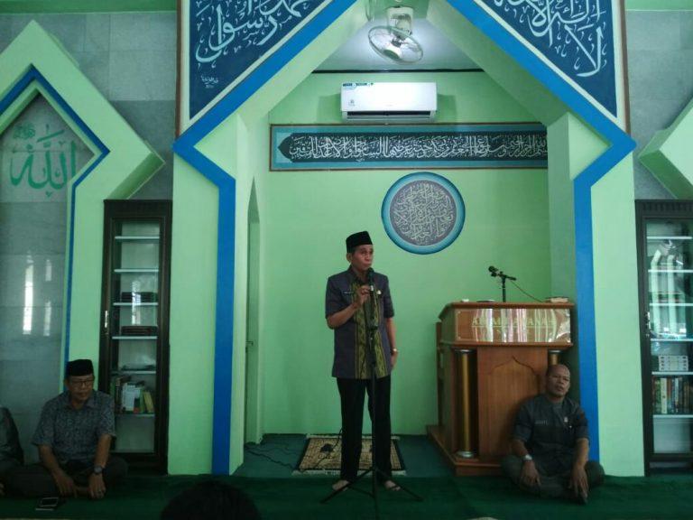 Masjid Al Muawanah disegel keluarga Raja