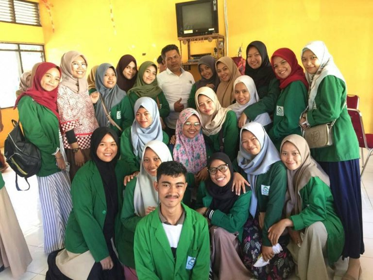 Mahasiswa Kessos Kunjungi Mattirodeceng