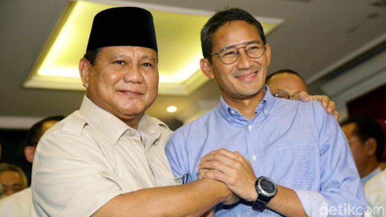 Pesan bijak Prabowo pasca putusan MK