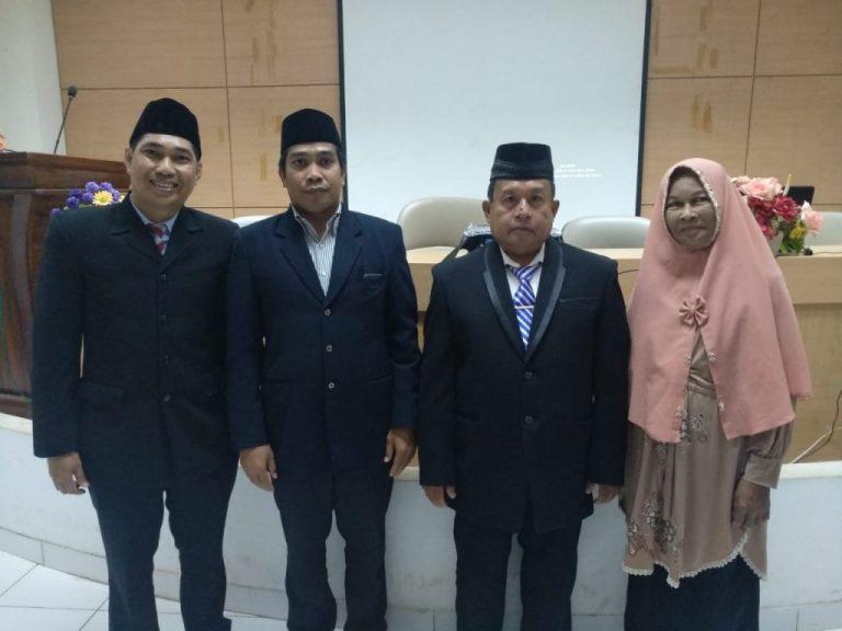 Mansur Suma Dg Bani dilantik Sekjur MHU