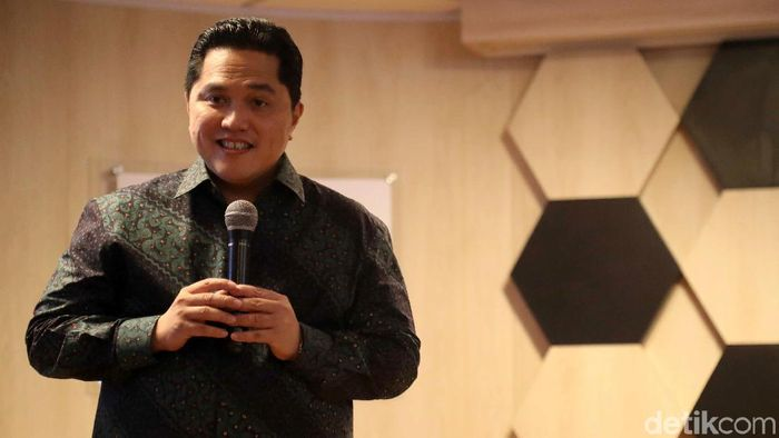 Zulkifli Zaini Direktur Utama PLN pilihan Erick Thohir