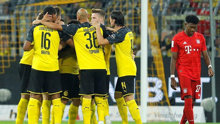 Saksikan Laga Panas Borussia Dortmund Vs Bayern Munchen Malam Ini