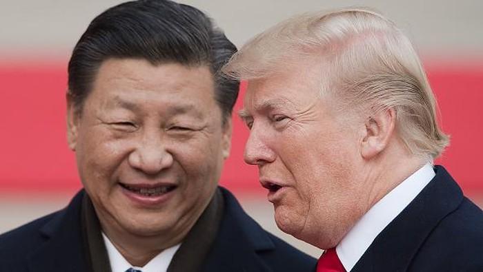 AS dan China di Ambang Perang Dingin Baru