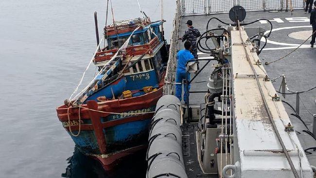 China Respons Eksploitasi ABK WNI hingga Tentara Israel Tewas