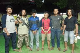 Perang Kelompok Pemuda Pampang, AU Tewas Dengan Luka Dileher