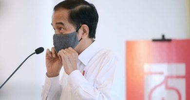 Demokrat soal Seruan Masker Jokowi: Tak Konkret & Alihkan Isu