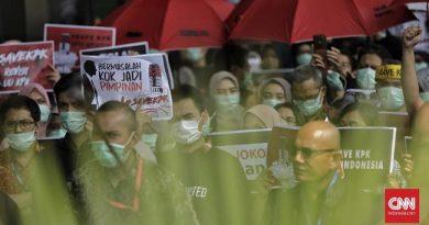 Pegawai KPK Ramai-ramai Mengundurkan Diri Sejak Dipimpin Firli Bahuri