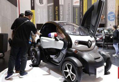 Mobil listrik Renault Twizy Mulai Inden Bulan ini