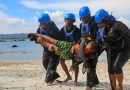 Kemensos Latih 1.000 Nelayan Pangandaran Menjadi Sahabat TAGANA Hadapi Ancaman Megatrush